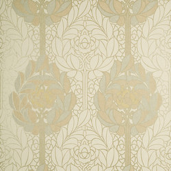 Lotus floral I LOA1904 | Wall coverings / wallpapers | Omexco