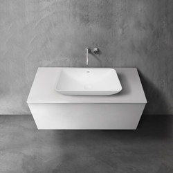 blu•stone™ vanity countertop | series 1200 | Vanity units | Blu Bathworks