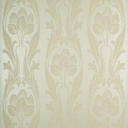 Lotus floral II LOA2602 | Drapery fabrics | Omexco
