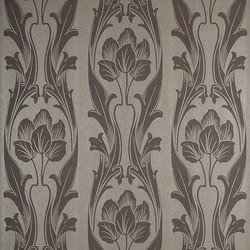 Lotus floral II LOA2603 | Wall coverings / wallpapers | Omexco
