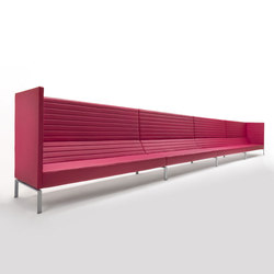 Stripes Sofa | Waiting area benches | Marelli