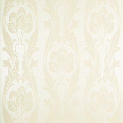 Lotus floral II LOA2604 | Wall coverings / wallpapers | Omexco