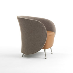 Well Armchair | Lounge chairs | Giulio Marelli