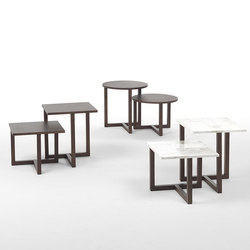 Twins Coffee Table | Mesas auxiliares | Giulio Marelli