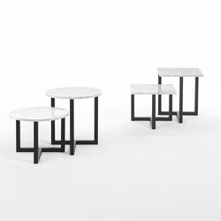Twins Coffee Table | Tables d'appoint | Giulio Marelli