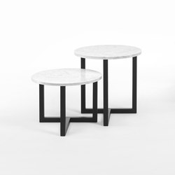 Twins Coffee Table | Tavolini di servizio | Marelli