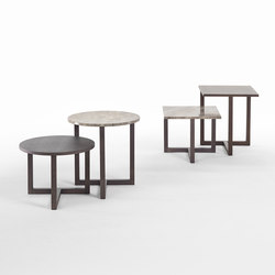 Twins Coffee Table | Side tables | Giulio Marelli