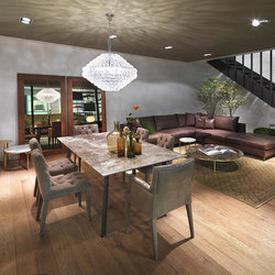 Self Dining Table | Restaurant tables | Giulio Marelli