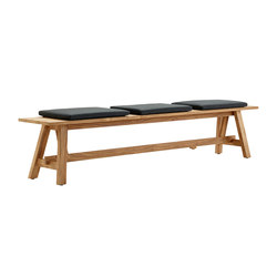 Country Seat Bench large | Garden benches | solpuri