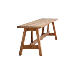 Country Seat Bench large | Bancs de jardin | solpuri