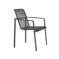 Jazz Stacking Chair | Garden chairs | solpuri