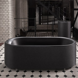 BetteLux Oval Couture Free-standing bath | Bathtubs | Bette
