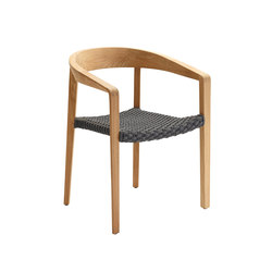 Lodge Stacking Chair | Sedie da giardino | solpuri