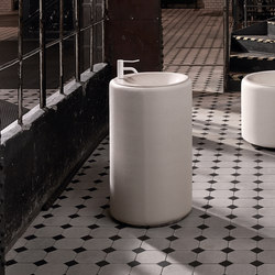 BetteLux Oval Couture Free-standing washbasin   Wash basins   Bette