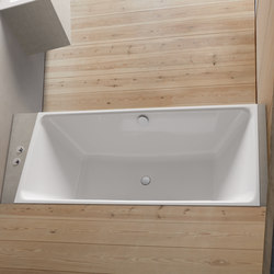 BetteLoft Fitted bath | Vasche ad incasso | Bette