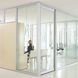 Altos | Wall partition systems | Teknion