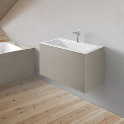 BetteLoft Built-in / Undermounted Washbasin | Wash basins | Bette