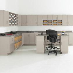 Modular Cabinets | Cabinets | Teknion