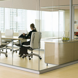 Optos | Wall partition systems | Teknion