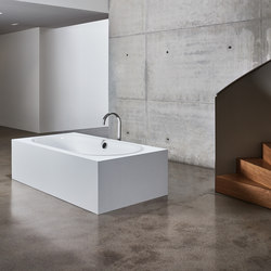 BetteLux Oval Built-in Bath | Vasche ad incasso | Bette