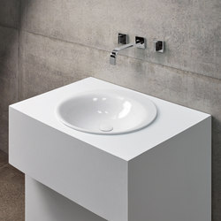 BetteLux Oval | Wash basins | Bette