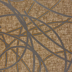 Cassini | Honey | Wall coverings / wallpapers | Luxe Surfaces