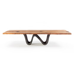 Kauri Bree e Onda | Dining tables | Riva 1920