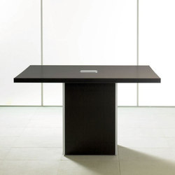 Expansion Casegoods | Meeting room tables | Teknion