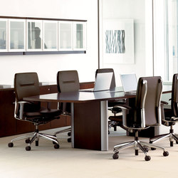 Expansion Wood | Contract tables | Teknion