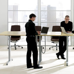 Livello | Individual desks | Teknion