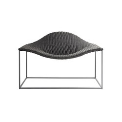 Wave Lounge Chair | Garden armchairs | solpuri