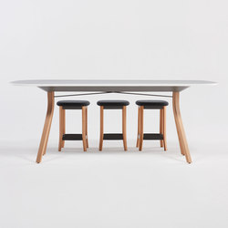 Zones Canteen Tables | Tables collectivités | Teknion