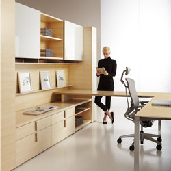 Dossier | Sideboards | Teknion