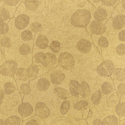 Nashira leaves NAI2801   Drapery fabrics   Omexco