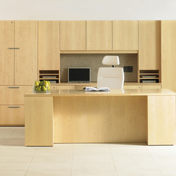 Expansion Wood | Credenze | Teknion