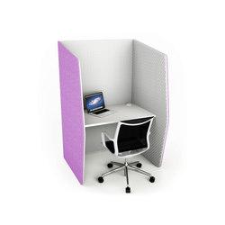 Snug | Puestos de trabajo pasajeros | Boss Design
