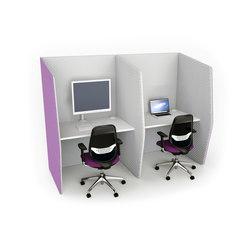 Snug workbooth | Desks | Boss Design