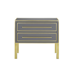Arden Chest | Sideboards | Currey & Company