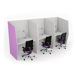 Snug | Hotdesking / temporary workspaces | Boss Design