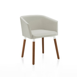 Toto | Visitors chairs / Side chairs | Boss Design