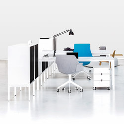 Add System | Desking systems | lapalma