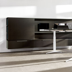 Journal | Office shelving systems | Teknion