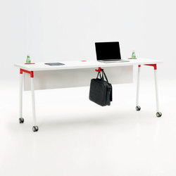 Thesis | Contract tables | Teknion