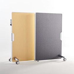 Thesis Mobile Markerboard | Lavagne | Teknion