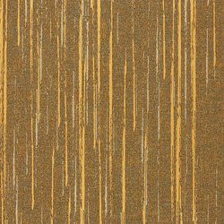 Gabi | Harvest Brown | Carta da parati / carta da parati | Luxe Surfaces