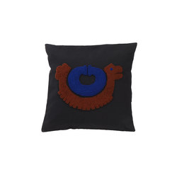 Nido | pillow pichu, night blue | Cushions | Ames