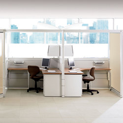 ie | Desking systems | Teknion