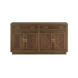 Benedict Credenza | Sideboards / Kommoden | Currey & Company
