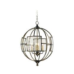 Broxton Orb Chandelier | General lighting | Currey & Company