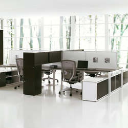 Interpret | Desking systems | Teknion